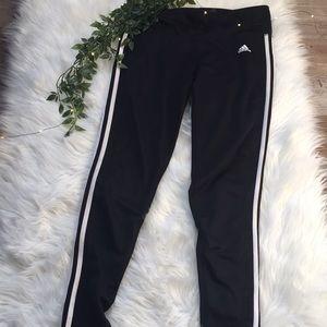 Adidas Black Full Length Leggings